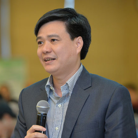 Ông Đàm Quang Thắng