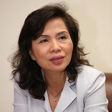 Bà Nguyễn Thị Hồng Minh